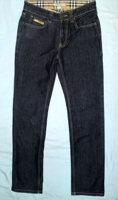 Burberry London - Straight Leg Jeans
