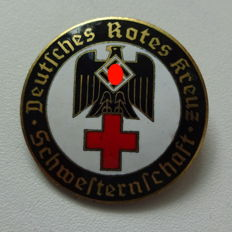 Third Reich, Badge, DRK