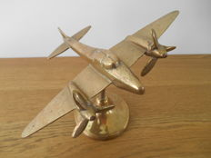De Havilland Mosquito, in bronze, from 1940