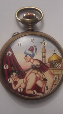 Nova - pocket watch - 1920