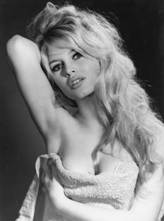 Unknown - Brigitte Bardot - 1960's/1973