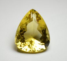 Citrine - 37.92 ct – No reserve price.