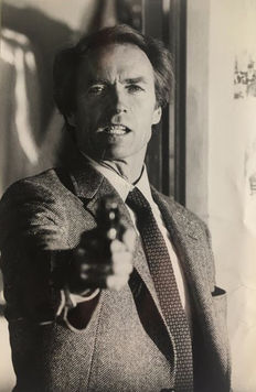 Unknown - Clint Eastwood - 1983