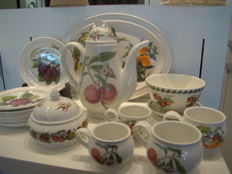 21-Piece Portmeirion Coffee/tea set - Pomona