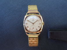 Tudor — Cushion case 9ct Gold — Heren — 1960-1969