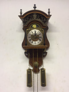 Salland Chair Clock – Holland – Circa 1950s