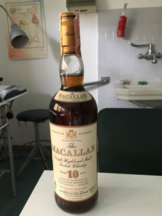 Macallan 10 years old for Giovinetti e Figli - 75cl