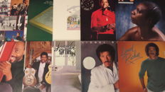 Top collection of  10 fantastic Funk and Soul Album  - Nina Simone, George Benson, Lionel Richie 3x, Earth, Wind & Fire, The O´Jays, Al Jarreau 2x and Bobby McFerrin