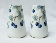 "Rosenthal - A pair of ""Donatella"" vases"