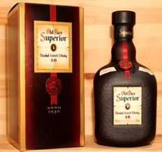 Old Parr Superior 18 years old,  Celebration Edition, Scotch Whisky, 750ml/75cl, 43%vol, incl. original box