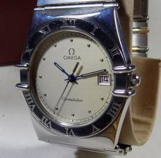Omega Constellation - Roman Bezel - 2000's Dress - Men's Wristwatch