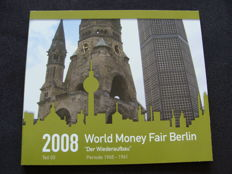 Nederland - Jaarset 2008 'World Money Fair Berlin'