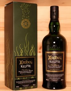 Ardbeg Kelpie Full Release, the Ultimate Islay Single Malt Scotch Whisky, original bottling, 70сl, 46% vol.