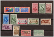 Kingdom of Italy - Selection of Airmail stamps