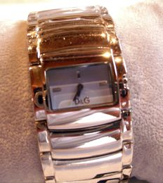 Dolce & Gabbana women's steel bracelet - New condition, perfect - Made in Italy