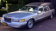 Lincoln - Towncar - hearse - 1995