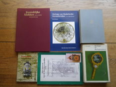 Lot of Six Movement/Technique Books 1972-2012