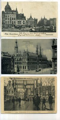 Amsterdam, The Netherlands,period:1900-1950; 100 x