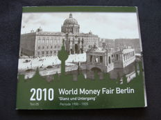 "Nederland - Jaarset 2010 ""World Money Fair Berlin"""