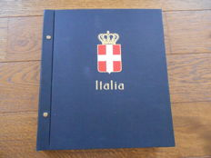 Italy, 1867/1979, collection in davo album
