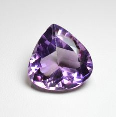 Amethyst – 21.02 ct - No Reserve Price