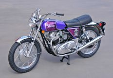 Norton - Commando 750 cc especial - 1974