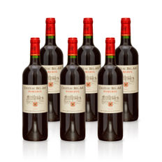 2014 - Bel-Air - Pomerol  - 6 x 75cl