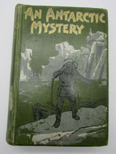 Jules Verne - An Antarctic Mystery - 1898
