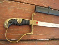 3 Empire officer sword of the Wehrmacht