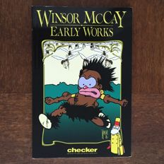 Collection Of Winsor McCay Items - Includes : Early works And Early works IX, 30 Postcards : Little Nemo in Slumberland And A Flipbook : Little Nemo in Slumberland