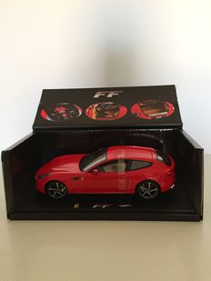Hot Wheels Elite - Scale  1/18 - Ferrari FF Pininfarina design W1105