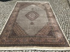 Like new Hand knotted Indo-TEBRIZ 310x200 cm with certifikate