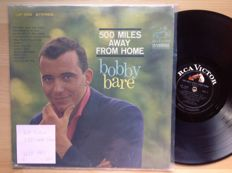 Bobby Bare - Lot 13 albums,  one of them is a 2recordset.