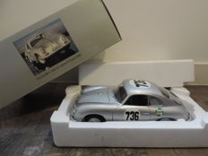 Schuco - Scale 1/18 - Porsche 356A 1600 GS Carrera GT Coupé #736 1958