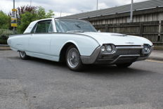Ford - Thunderbird - 1961`