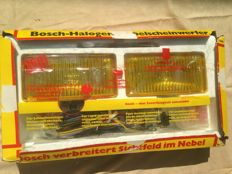 NOS! Bosch Fog lights 178 mm x 87 mm in mint conditions! 1972