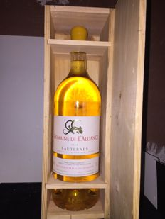 2010 Sauternes Domaine de l'Alliance - 1 Magnum 1,5L in OWC