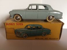 Dinky Toys-France - Schaal 1/43 - Peugeot type 403 Berline No.24b