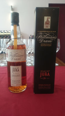 Isle of Jura Stillman's Dram 26 years old  Limited Edition - OB