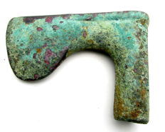Bronze Age Military Axe Head - 97x73mm