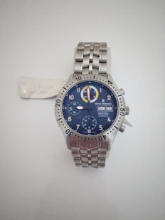 Revue Thommen Airspeed - Men's wristwatch - 1990s