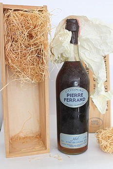 Cognac Pierre Ferrand Abel 1er Cru Celebration Numbered and signed
