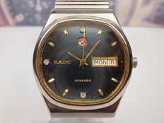 Rado Voyager – model 636.3222.2 Gents' automatic Swiss wristwatch – c.1960/70s'