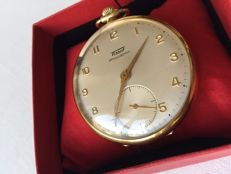 Tissot pocket watch — men's — 1950-1959