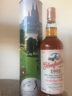 Glenfarclas 1993/2014 Limited Bottling