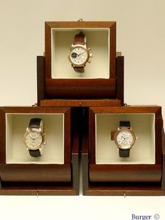 Graham The British Masters in Timekeeping LIMITED EDITION ENGLAND SET 1998
