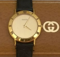 Gucci 3000.2.M – Men's wristwatch.