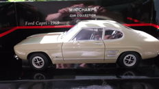 Minichamps - Scale 1/18 - Ford Capri 1969