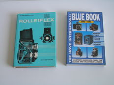 Das Rolleiflex Buch and Hove International Blue Book