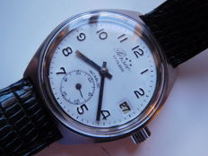 Perseo – State Railways – Swiss made – 17 jewels Men's wristwatch – 1970s.